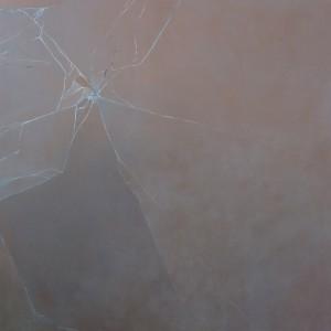 okno ii 2011 olej na platne 100x100